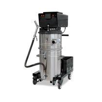 Liquid vacuum cleaner / three-phase / industrial / mobile