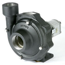 Chemical pump / electric / centrifugal / cast iron