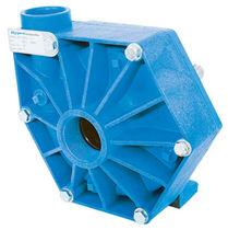 Slurry pump / centrifugal / polypropylene / filling