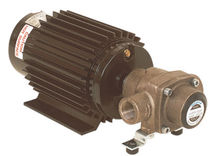 Chemical pump / electric / roller