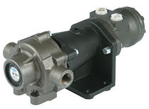 Roller pump / positive-displacement / for liquids / hydraulic