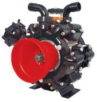 Chemical pump / diaphragm / spray / low-pressure