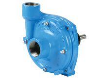 Acid pump / centrifugal / stainless steel / filling