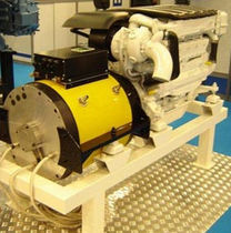 Permanent magnet alternator / generator / marine