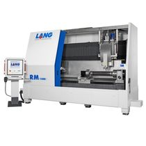 Metal cutting machine / CNC / engraving / single-head
