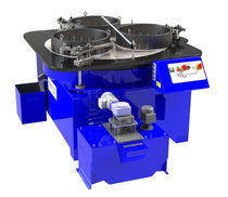 Diamond lapping machine / for hard materials