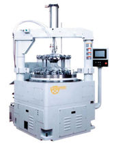 Metal polishing machine / sheet / CNC / double-sided
