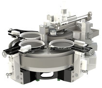 Polishing lapping machine / for optical applications