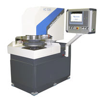 Fine grinding machine / flat / workpiece / CNC