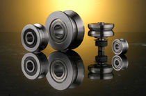 Guide roller / bearing / steel