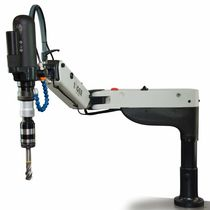 Swing-arm tapping machine / electric