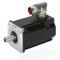 AC servomotor / brushless / synchronous / compact
