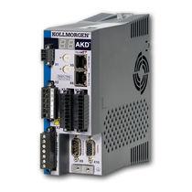 AC servo-amplifier / multi-axis