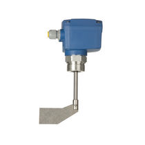 Rotary paddle level switch / electromechanical / for bulk materials / stainless steel