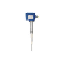 Capacitive level limit switch / for solids / for liquids / stainless steel