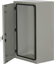 Wall-mount enclosure / modular / plastic / for instrumentation