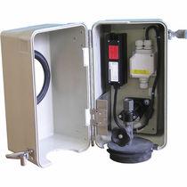 Rectangular enclosure / transmitter