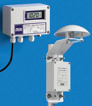 Barometric pressure sensor / piezoresistive