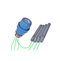 Conductive level switch / for liquids / stainless steel / insertion
