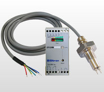 Thermal dispersion flow switch / for gas / for liquids / stainless steel