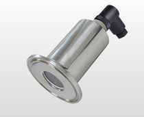 Capacitive pressure transmitter / ceramic / flange / IP65