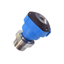 Relative pressure transmitter / capacitive / HART / threaded
