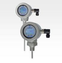 Pt100 temperature transmitter / 4-20 mA / digital / HART
