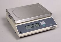 Platform scales / with LCD display