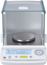 Analysis scales / with LCD display / stainless steel