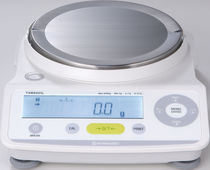 Laboratory scales / with LCD display