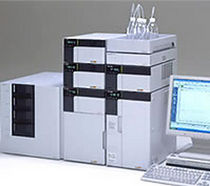 High-performance liquid chromatograph / multi-detector / laboratory