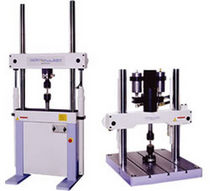 Fatigue testing machine / servo-hydraulic