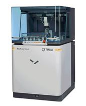 X-ray fluorescence spectrometer / robust / R&D / process