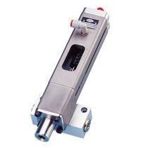 Dispensing gun / mastic / for adhesives / automobile