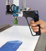Spray gun / dispensing / glue / manual