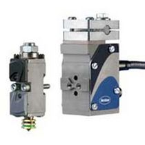 Dispensing gun / hot-melt adhesive / automatic / pneumatic