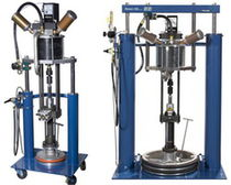 High-viscosity media dosing dispenser