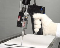 Spray gun / dispensing / hot-melt adhesive / manual