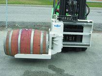 Fork manipulator / wine barrel