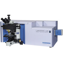 Laboratory microscope / high-resolution / digital camera / Raman