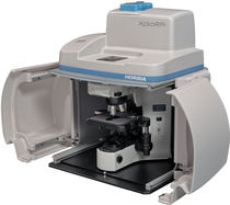 Analysis microscope / automated / digital camera / Raman