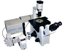 Fluorescence microscope / measuring / high-speed