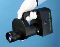Xenon lamp light source / multiple-wavelength / portable / forensic