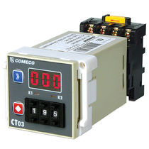 Digital timer / multi-function / DIN rail / panel-mount