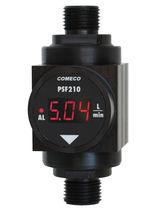 IR flow regulator / for high-viscosity liquids / for chemicals / digital