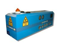 CO2 laser / pulsed / visible / marking