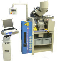 CO2 laser marking machine / stand-alone / automatic / for plastics