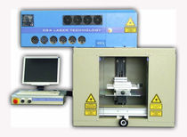 Nd:YAG laser marking machine / for integration