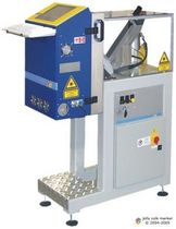CO2 laser marking machine / stand-alone / automatic