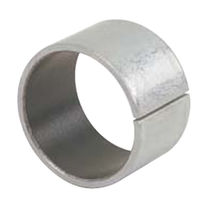 Open plain bearing / bronze / self-lubricated
